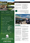 Half Page Tall Shape Advert for Wildwood Golf Club