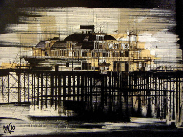 Andrew Vince's picture of West Pier