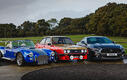 AC Cobra, Ford RS2000 and Ford Mustang