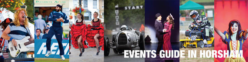 Click here to read our Events guide