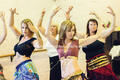 Belly dancing at Glynde Place