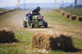 12 hour lawnmower race at Five Oaks