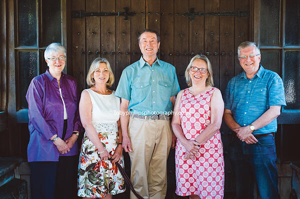 Members of Cowfold History Society
