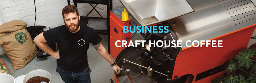 Click for article on Craft House Coffee