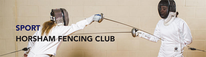 Article on Horsham Fencing Club