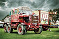 A Scammell Vehicle