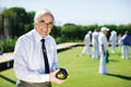 Horsham Bowling Club: Chris Holmes