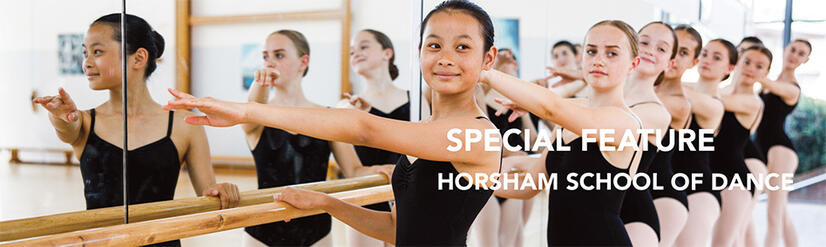 Article on Horsham School o Dance