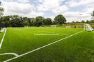 The new Community Pitch at Horsham Football Club