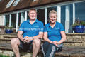 Tony and Jackie of Horsham Swim School