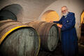 The monks make apple wine