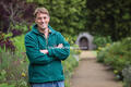 Tom Brown, Head Gardener at Parham House