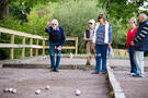 Petanque at Shipley Community Project
