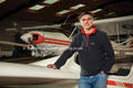 Dave Clews, Gliding Instructor
